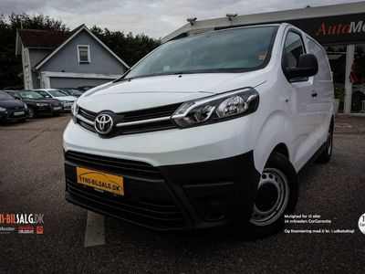 brugt Toyota Proace 1,6 D 95 Compact Base