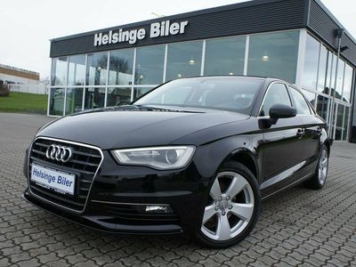 used Audi A3 2,0 TDi 150 Ambition S-tr.