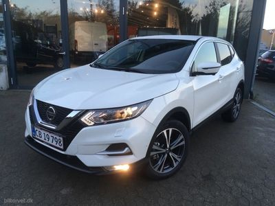brugt Nissan Qashqai dCi 115 N-Connecta 2WD 6M/T Advanced Drive pack