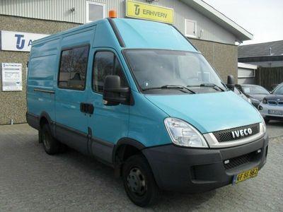 brugt Iveco Daily 3,0 35C14 12m³ Van
