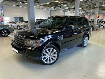 brugt Land Rover Range Rover Sport 3,6 TDV8 HSE 4x4 272HK 5d 6g Aut.