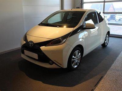 brugt Toyota Aygo 1,0 VVT-I X-Press 69HK 5d