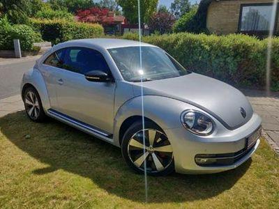 brugt VW Beetle 2,0 Sport