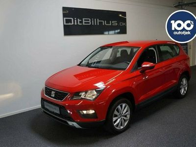brugt Seat Ateca 1,4 TSi 150 Style DSG