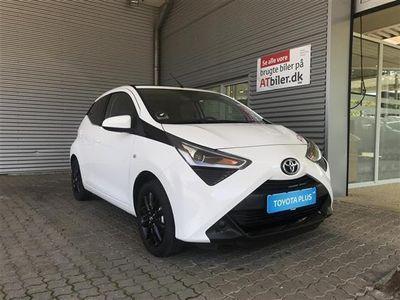 brugt Toyota Aygo 1,0 VVT-I X-Sky + DAB+ 72HK 5d