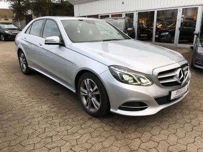 gebraucht Mercedes E350 0 BlueTEC Avantgarde aut. 4-M