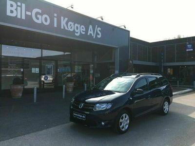 brugt Dacia Logan 1,2 16V Ambiance MCV