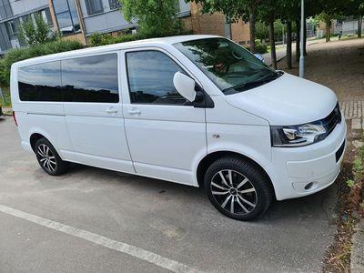 brugt VW Multivan 2,0 2.0 BiTdI Comfortline DSG Lang Model