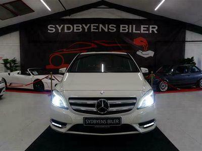 brugt Mercedes B220 d 2,1 CDI 7G-DCT 170HK 7g Aut.