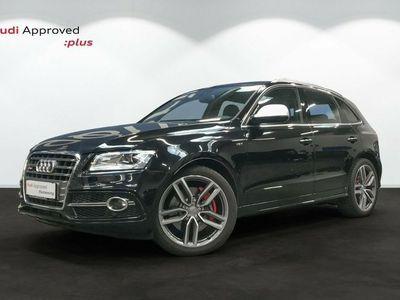 second-hand Audi SQ5 3,0 TDi 326 quattro Tiptr.