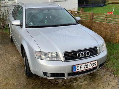 brugt Audi A4 1,6 Avent