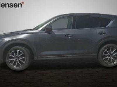 gebraucht Mazda CX-5 2,2 Skyactiv-D Optimum AWD 150HK 5d 6g