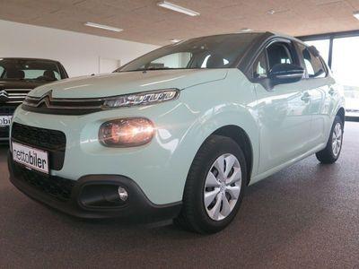 brugt Citroën C3 1,6 BlueHDi 75 Feel