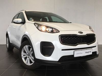 used Kia Sportage 2,0 CRDI Advance 136HK 5d 6g
