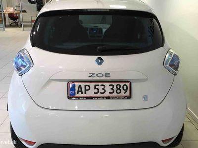 brugt Renault Zoe Life 88HK 5d Aut.