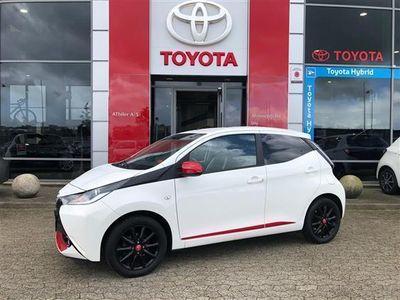 brugt Toyota Aygo 1.0 VVT-i x-pression