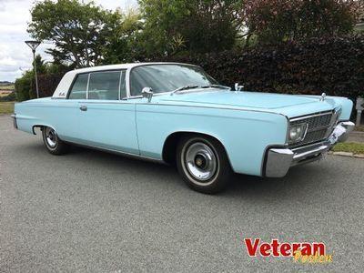 brugt Chrysler Imperial Crown coupé 2 door HT