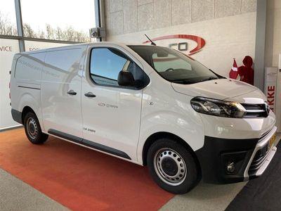 brugt Toyota Proace Long 2,0 D Comfort Masterpakke 122HK Van 8g Aut.