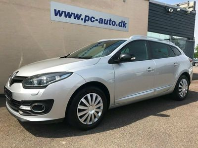 used Renault Mégane III 1,5 dCi 110 Limited Navi Style ST