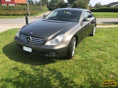 brugt Mercedes CLS500