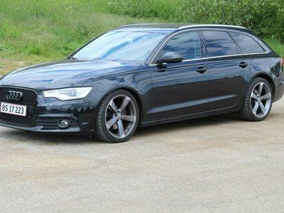 used Audi A6 2,0 TDi 177 Avant Multitr.