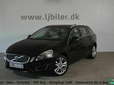 brugt Volvo V60 2,0 D3 163 Summum aut.