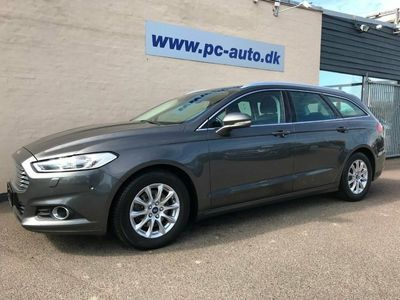 brugt Ford Mondeo 2,0 TDCi 150 Trend stc. ECO