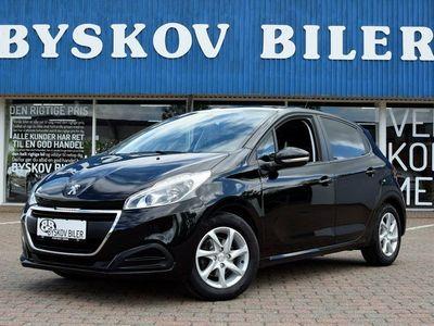 käytetty Peugeot 208 1,6 BlueHDi 100 Envy Sky