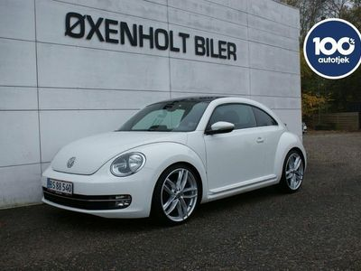 gebraucht VW Beetle The1,6 TDi 105 Design