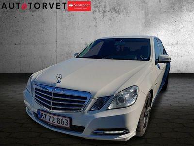 brugt Mercedes E220 2 CDi aut. BE