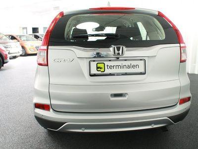 brugt Honda CR-V i-VTEC Elegance