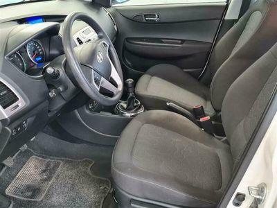brugt Hyundai i20 1,2 Classic Plus 78HK 5d