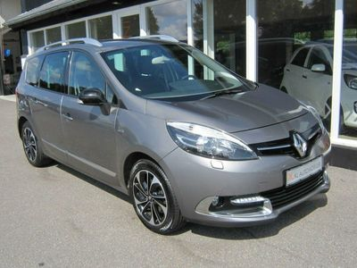 brugt Renault Grand Scénic III 1,6 dCi 130 Bose Edition ESM 7prs