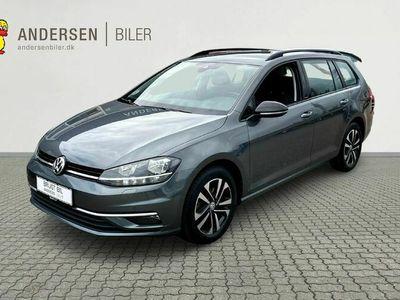 brugt VW Golf 1,6 TDI BMT IQ.Drive DSG 115HK 5d 7g Aut.