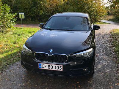 brugt BMW 118 1-Serie d 5-dørs hatchback Steptronic aut.