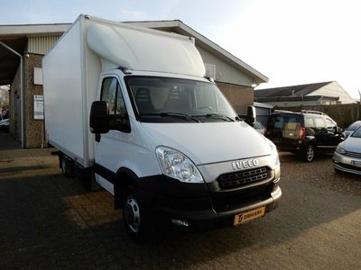 brugt Iveco Daily 3,0 35C17 Alukasse m/lift