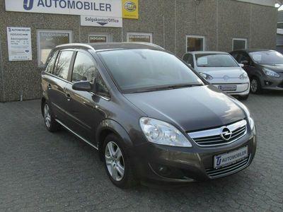käytetty Opel Zafira 1,9 CDTi 150 Enjoy aut.