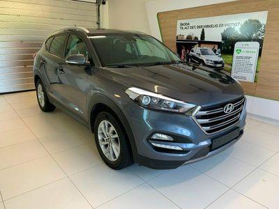 brugt Hyundai Tucson CRDi 136 Trend 136hk
