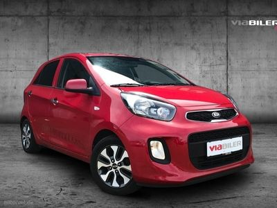 usado Kia Picanto 0 MPI Collection 66HK 5d