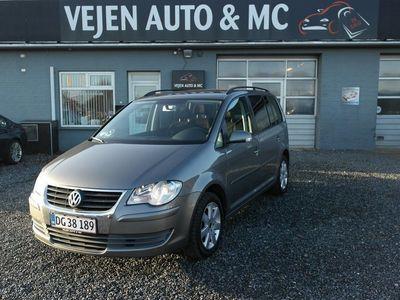 brugt VW Touran 1,9 TDi 105 Trendline