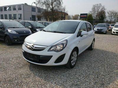 gebraucht Opel Corsa 1,2 16V Cool