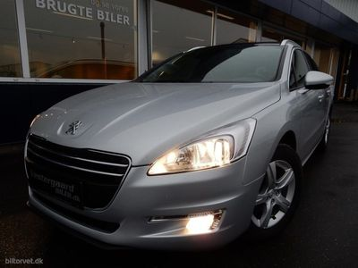 begagnad Peugeot 508 SW 2,0 HDI Active 140HK Stc 6g