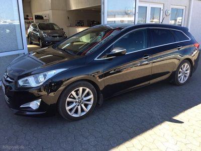 brugt Hyundai i40 1,7 CRDi Premium 136HK Stc Aut.