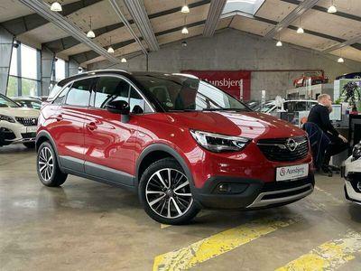 brugt Opel Crossland X 1,2 Sport 83HK 5d