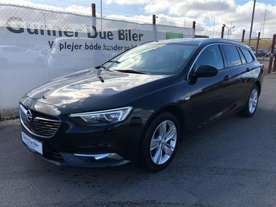 brugt Opel Insignia 1,6 CDTI Dynamic Start/Stop 136HK Stc 6g Aut.
