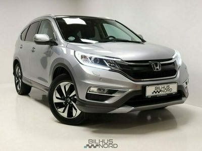 brugt Honda CR-V 1,6 i-DTEC Executive aut. 4WD 5d