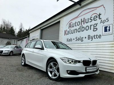 used BMW 320 d 2,0 Touring xDrive aut.