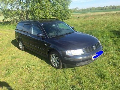 brugt VW Passat Variant 1,8 125HK Stc