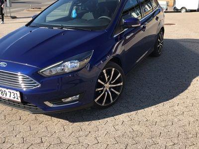 usata Ford Focus 1,5 TDCi Titanium 120HK Stc 6g