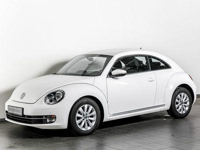 brugt VW Beetle The1,6 TDi 105 Design BMT